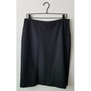 Black Michael Kors Skirt